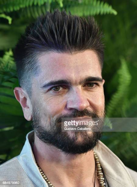 Juanes is seen at the premiere of 'The Juanes Effect' at Faena Forum on May 18, 2017 in Miami Beach, Florida.