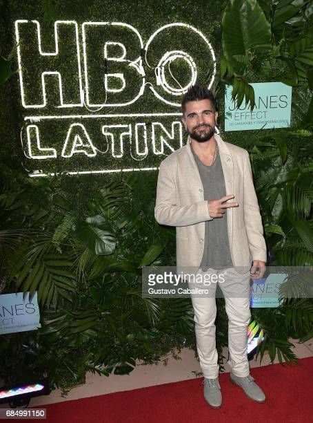 Juanes is seen at the premiere of 'The Juanes Effect' at Faena Forum on May 18 2017 in Miami Beach Florida