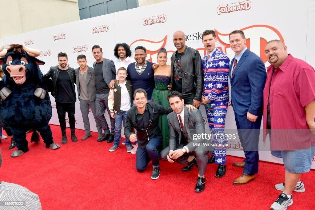 "Screening Of 20th Century Fox's ""Ferdinand"" - Arrivals"