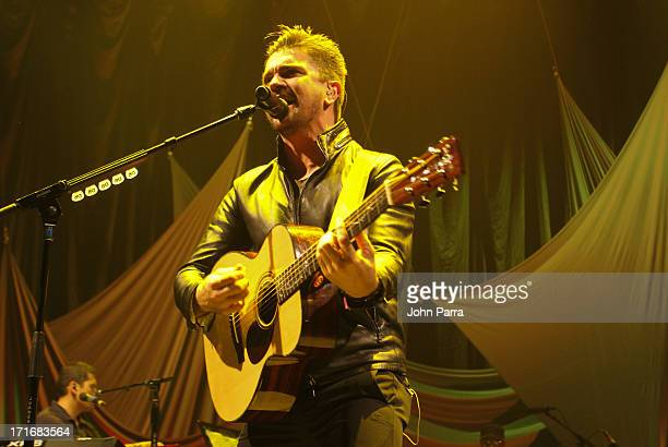 Juanes performs at Hard Rock Live! in the Seminole Hard Rock Hotel & Casino on June 27, 2013 in Hollywood, Florida.