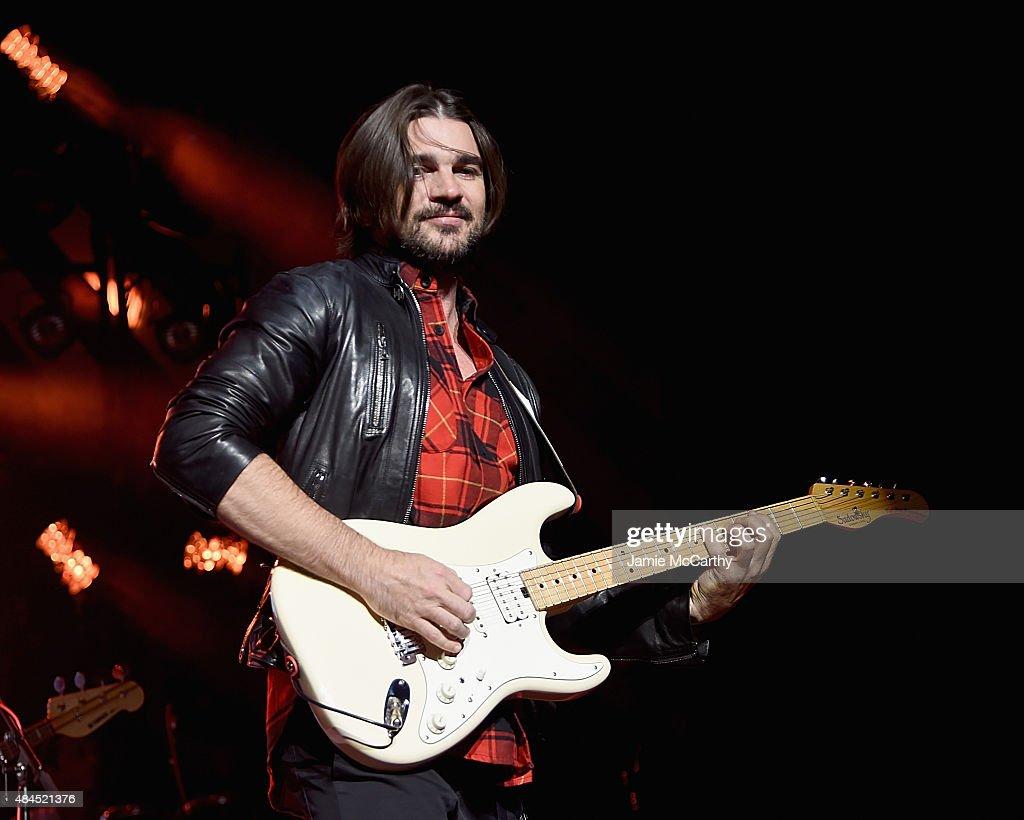 Juanes In Concert - New York, New York