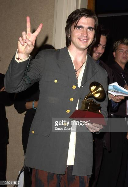 Juanes winner for Best Rock Song at the 3rd Annual Latin GRAMMY Awards at the Kodak Theater