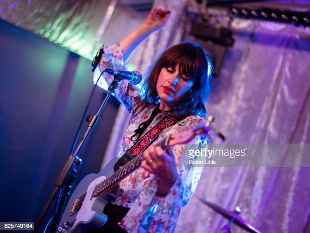 Juanita Stein performs at Thousand Island on August 2 2017 in London England