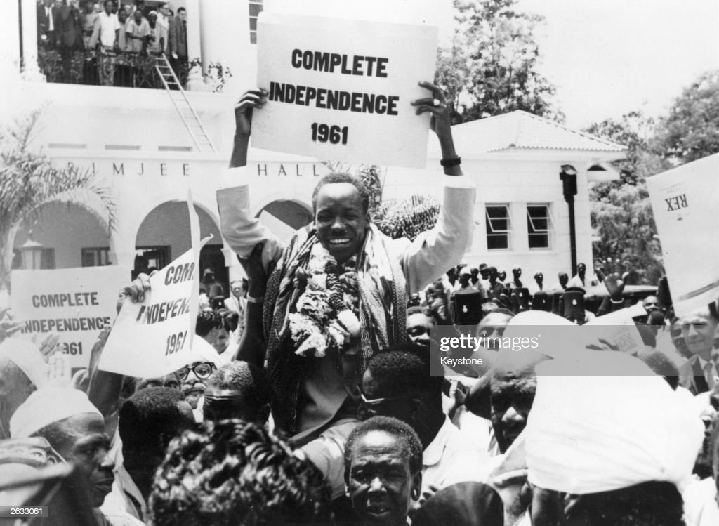 Julius Nyerere : News Photo