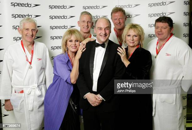 A jubilant House of Lords team Lord Stoneham of Droxford The Lord Paddick team captain Lord St John of Bletso and The Lord Addington pose with Joanna...
