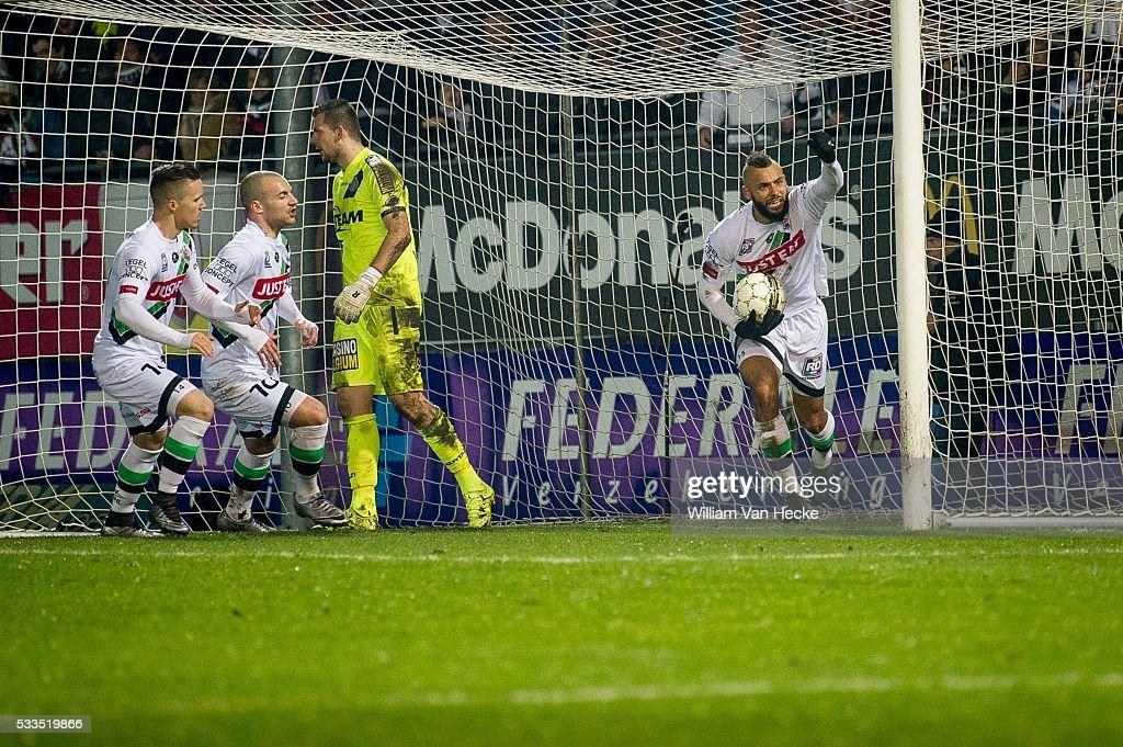 OHL v Lokeren - Jupiler Pro League : News Photo