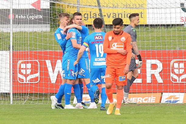 AUT: Floridsdorfer AC v SV Horn - 2. Liga