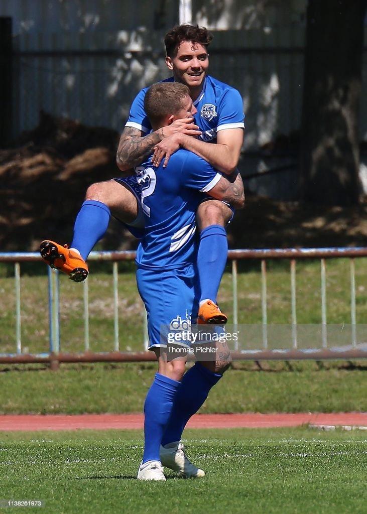 AUT: FC Stadlau v Admira Juniors - Regionalliga Ost