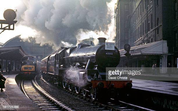 CONTENT] Jubilee class quotSilver Jubileequot departs Paddington on a aHome Counties Special on 6/10/63 From my quotLondons Terminalsquotbook