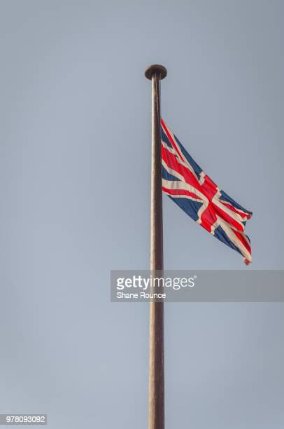jubilee gardens flagpole - flagpole stock pictures, royalty-free photos & images