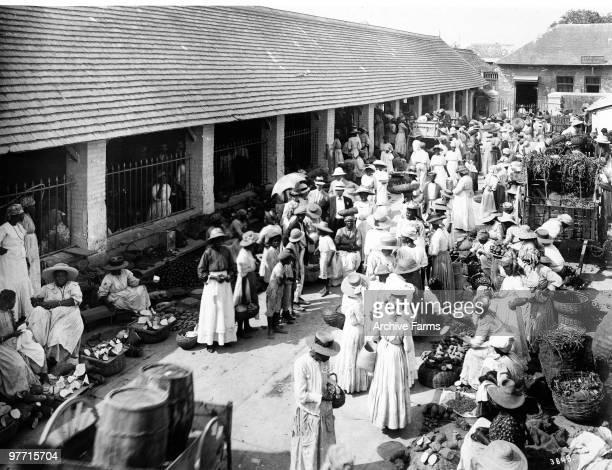 Jubilee Market Kingston Jamaica