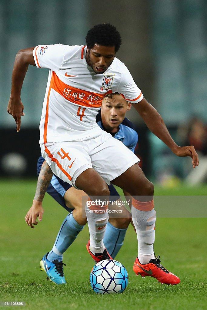 AFC Champions League - Sydney FC v Shandong Luneng : News Photo