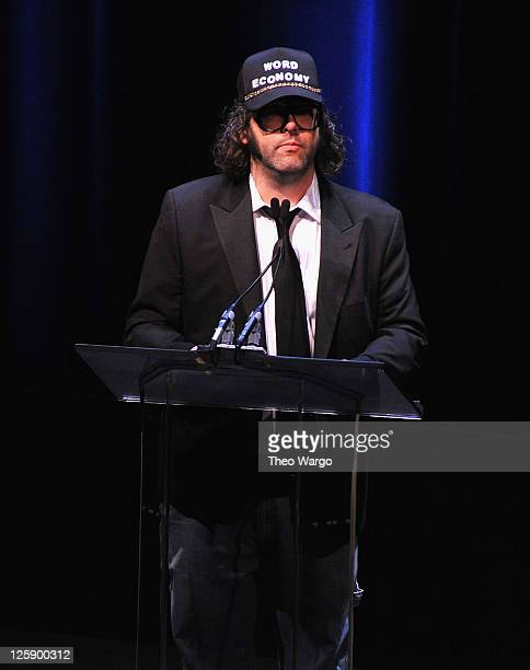 Judah Friedlander attends the 63rd annual Writers Guild Awards at the AXA Equitable Center on February 5 2011 in New York City