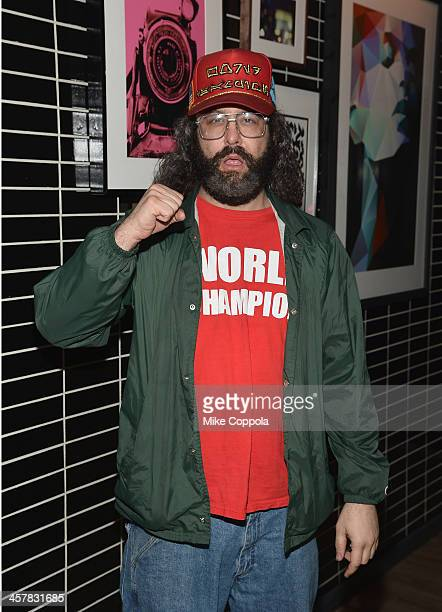 Judah Friedlander attends the after party for The Secret Life Of Walter Mitty screening hosted by 20th Century Fox with The Cinema Society and Brooks...
