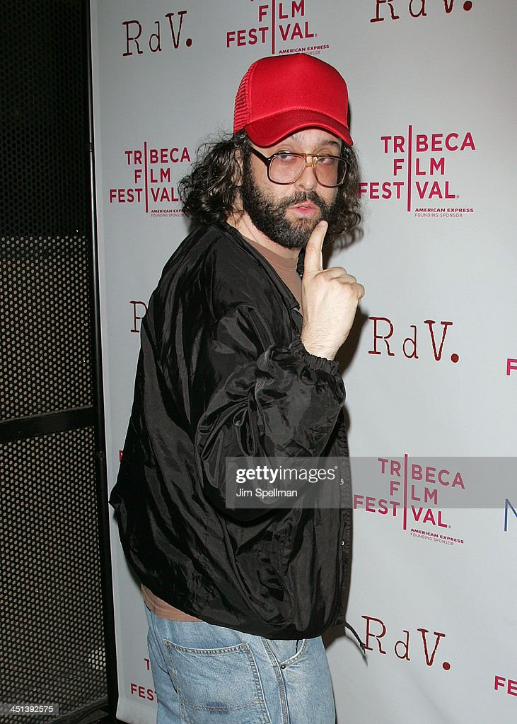 Judah Friedlander attends the premiere of Beware The Gonzo during the 9th annual Tribeca Film Festival at the RdV Lounge on April 22, 2010 in New York City.