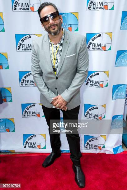 Judah Ray attends the 9th Annual New Media Film Festival at James Bridges Theater on June 16 2018 in Los Angeles California