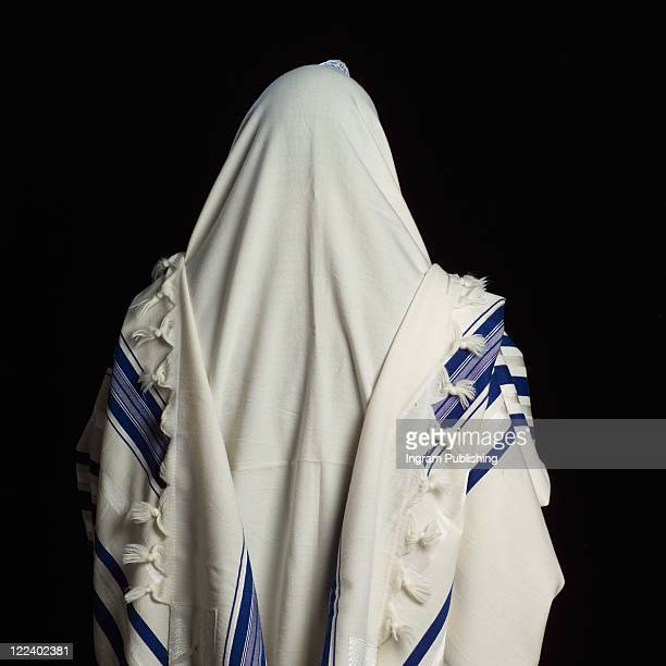 Judaica symbols - Prayer Shawl