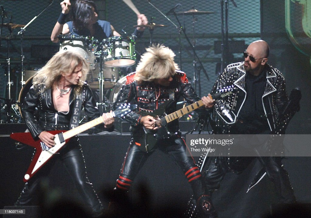 Judas Priest during 2006 VH1 Rock Honors - Show at Mandalay Bay Hotel and Casino in Las Vegas, Nevada, United States.