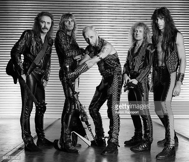 Judas Priest shot in Los Angeles in 1991