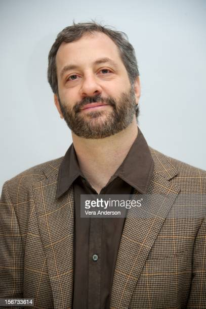 """Judd Apatow at the """"This Is 40"""" Press Conference at the Four Seasons Hotel on November 17, 2012 in Beverly Hills, California."""