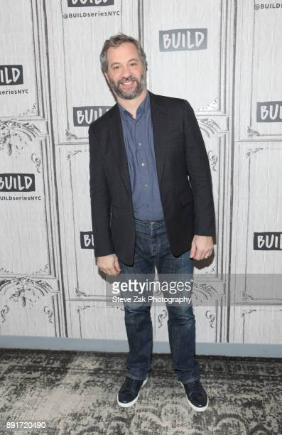Judd Apatow attends Build Series to discuss 'Judd Apatow The Return' at Build Studio on December 13 2017 in New York City
