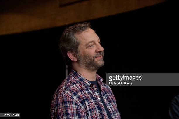 Judd Apatow attends Neflix Is A Joke A Celebration of Netflix StandUp FYC Event at Netflix FYSEE At Raleigh Studios on May 11 2018 in Los Angeles...