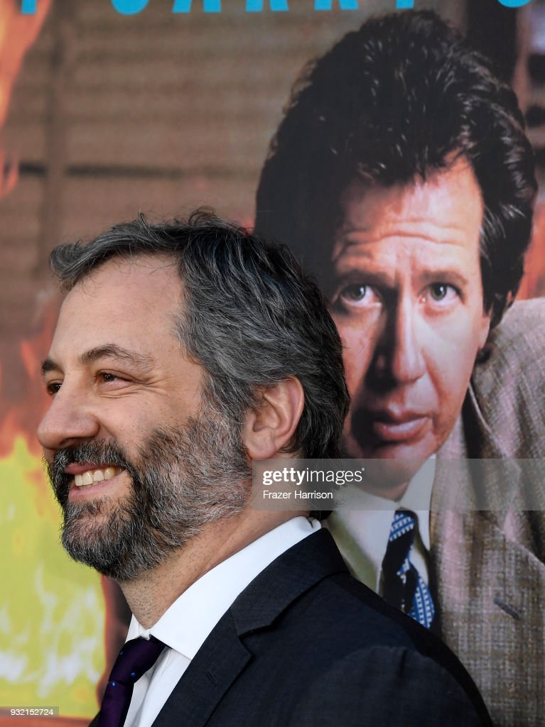 Judd Apatow attends the Screening Of HBO's 'The Zen Diaries Of Garry Shandling' at Avalon on March 14, 2018 in Hollywood, California.