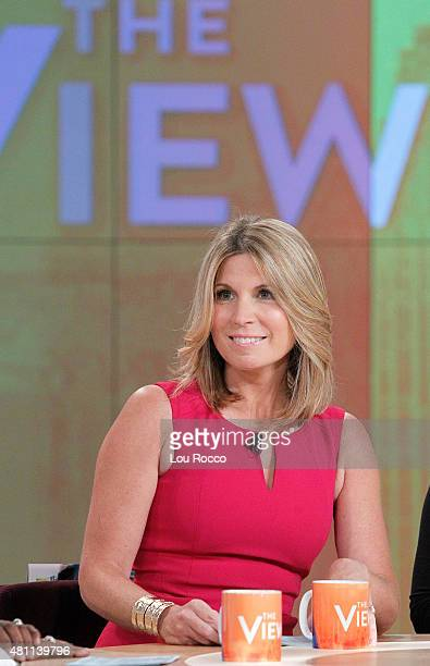 THE VIEW Judd Apatow is the guest today Thursday July 16 2015 on Walt Disney Television via Getty Images's The View The View airs MondayFriday on the...