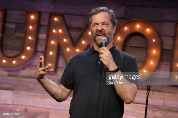 Judd Apatow performs during KAABOO Del Mar at Del Mar Fairgrounds on September 16 2018 in Del Mar California
