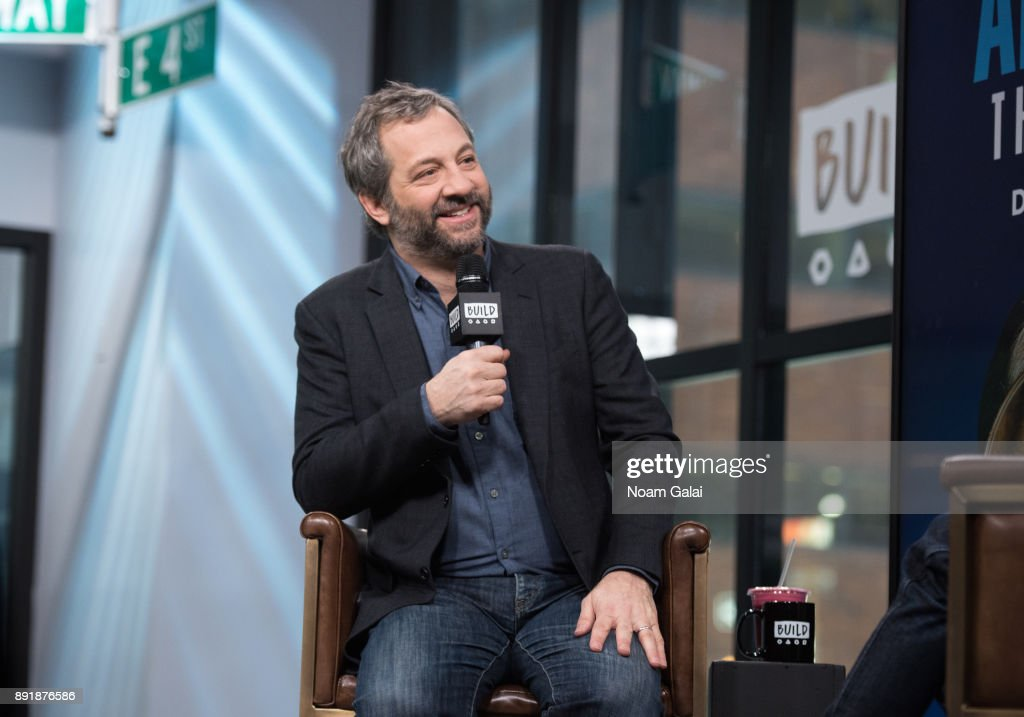 Judd Apatow visits Build Series to discuss 'Judd Apatow: The Return' at Build Studio on December 13, 2017 in New York City.