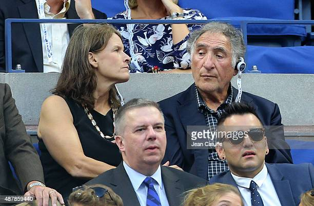 Judd Hirsch attends day twelve of the 2015 US Open at USTA Billie Jean King National Tennis Center on September 11 2015 in the Flushing neighborhood...