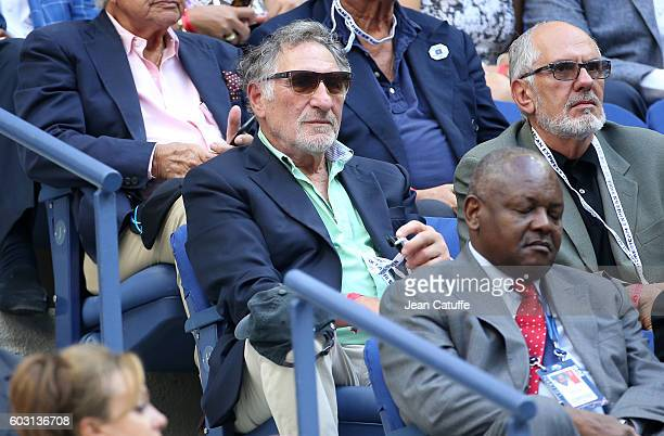 Judd Hirsch attends the men's final between Novack Djokovic of Serbia and Stan Wawrinka of Switzerland at Arthur Ashe Stadium on day 14 of the 2016...