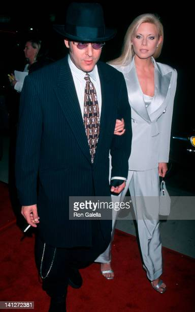Judd Nelson and date at the Premiere of 'Light It Up' Cinerama Dome Theater Hollywood