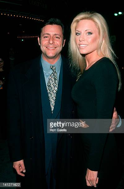"""Judd Nelson and date at the World Premiere of """"Forces of Nature"""", Mann Village Theater, Westwood."""