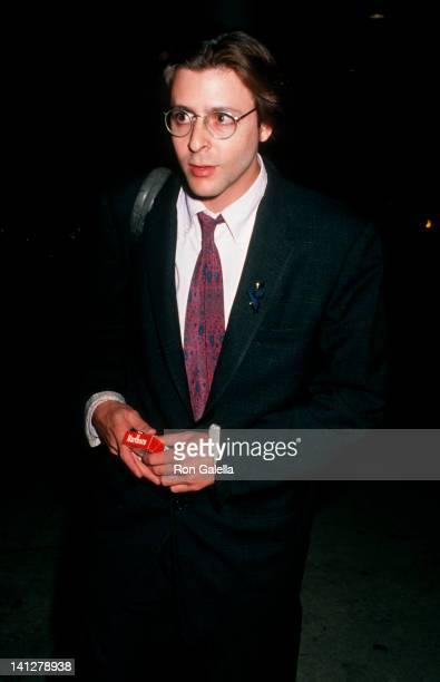 Judd Nelson at the Birthday Party for Greg Gorman Tramp Nightclub Los Angeles