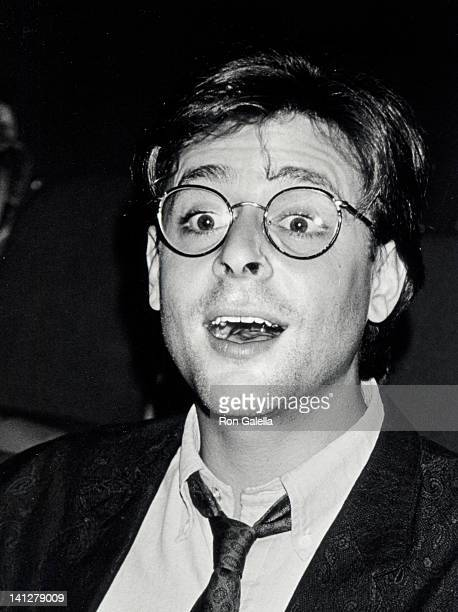 Judd Nelson at the First Rehearsal for 'Carnal Knowledge' Kaufman Theater New York City