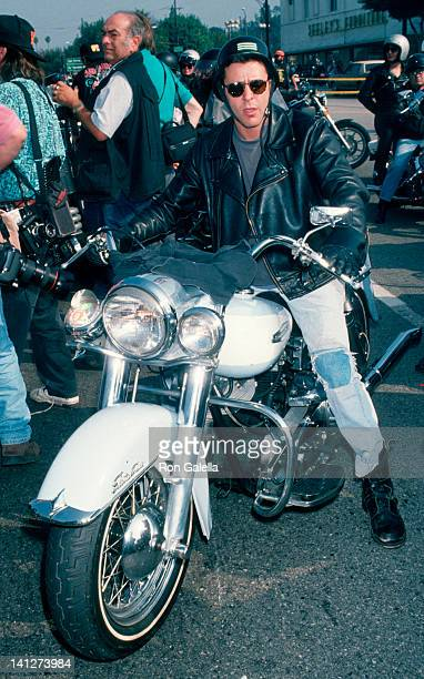 Judd Nelson at the Love Ride 9 Benefiting Muscular Dystrophy Association HarleyDavidson of Glendale Glendale