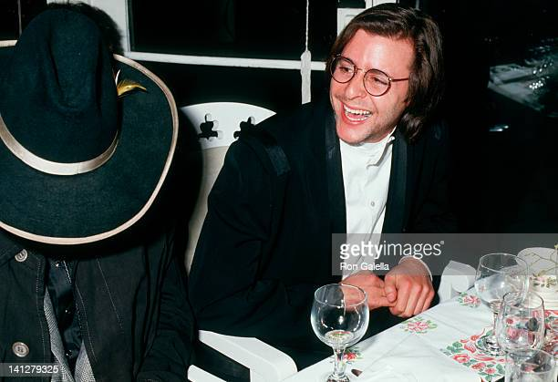 Judd Nelson at the Opening Party for 'Sweet Sue' Tavern on the Green New York City