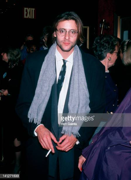 Judd Nelson at the Premiere of 'Old Gringo', Ziegfeld Theater, New York City.