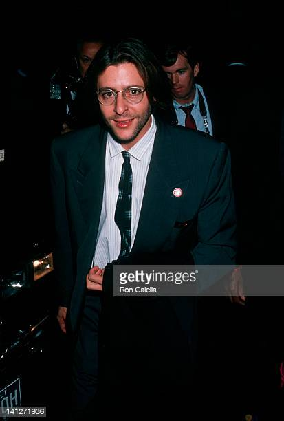 Judd Nelson at the Premiere of 'Old Gringo' Ziegfeld Theater New York City