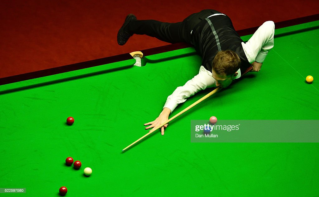 World Snooker Championship - Day 5