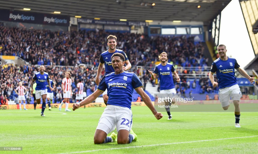 Birmingham City v Stoke City - Sky Bet Championship : News Photo