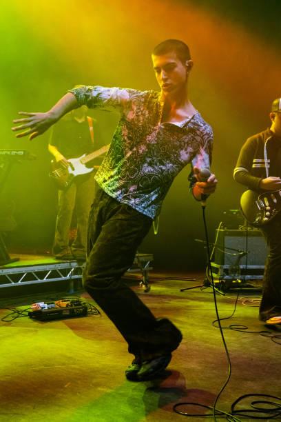 GBR: Clairo Performs At O2 Shepherds Bush Empire, London
