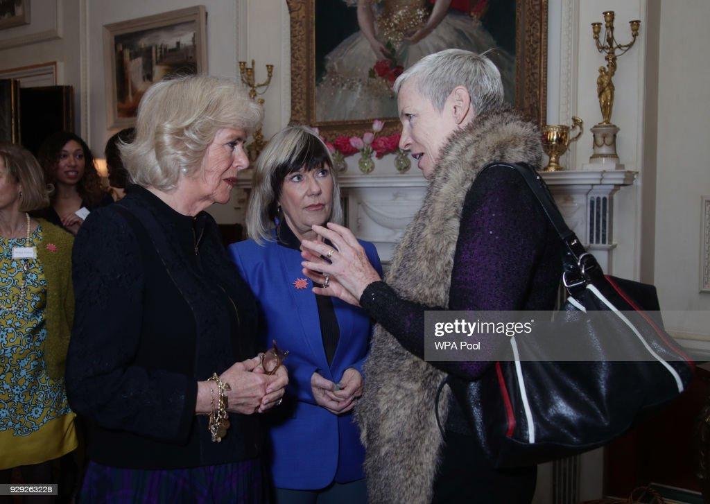 The Duchess Of Cornwall Hosts Southbank Centre's 'Women Of The World Festival' 2018 : Nachrichtenfoto