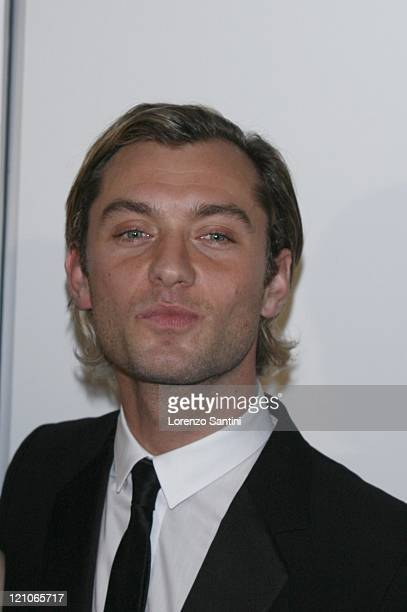 Jude Law during 32nd Cesar Awards Ceremony Press Room at Theatre du Chatelet in Paris France