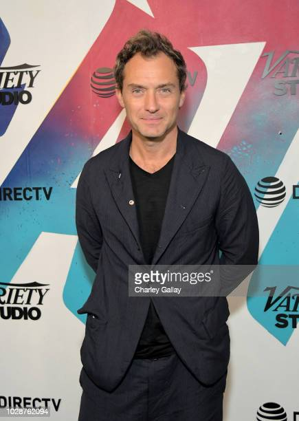 Jude Law stops by DIRECTV House presented by ATT during Toronto International Film Festival 2018 at Momofuku Toronto on September 7 2018 in Toronto...