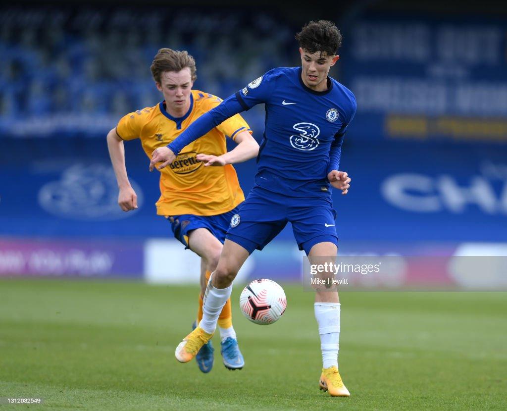 Chelsea U18 v Everton U18: FA Youth Cup : News Photo