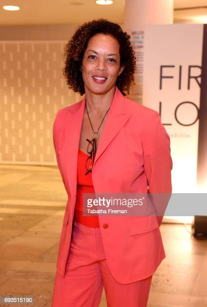 Judge Aminatta Forna attends the Baileys Women's Prize for Fiction 2017 at the Royal Festival Hall on June 7 2017 in London England