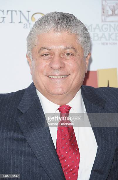 Judge Andrew Napolitano attends the Greater Talent Network 30th anniversary party at the United Nations on May 2 2012 in New York City