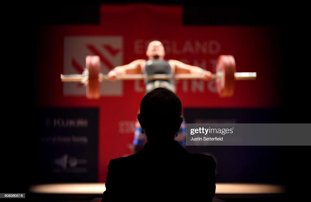 English Weightlifting Championships